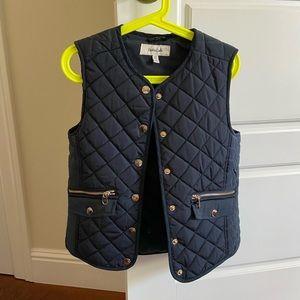 NWOT Zara girl vest